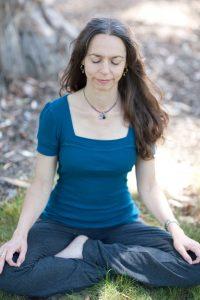 Color Meditating