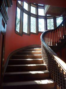 Stairway at Sugar Pine