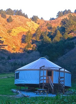 Yurt-at-Farm
